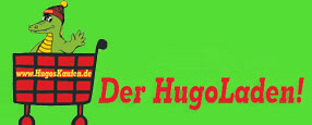 HUGO - LADEN-Logo